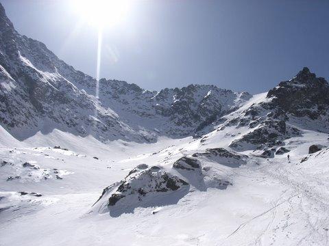 Tatry v zime